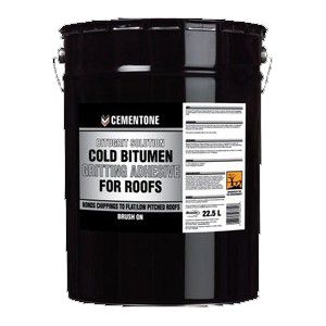 Cold Bitumen and Hot Bitumen